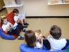 Brinquedoteca - Área de Leitura