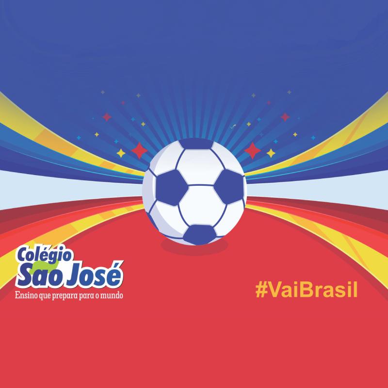 Copa 2018 #VaiBrasil